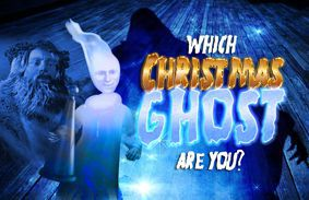 Which Christmas Ghost Are You?
