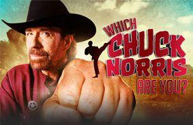 Chuck Norris Facts Quiz