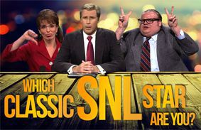 Which Classic SNL Star Are You?