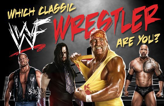 Which Classic WWF Wrestler Are You?