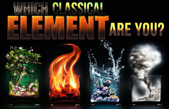 Which Classical Element Are You?