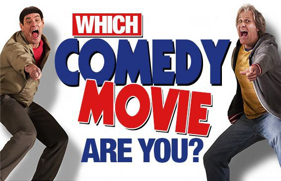 Which Comedy Movie Are You?