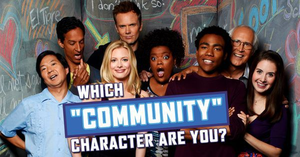 "Which ""Community"" Character Are You?"