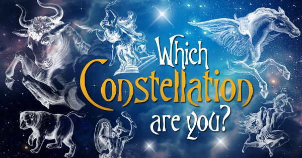 Which Constellation Are You?