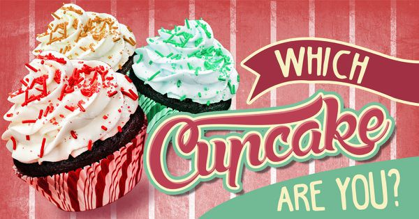 Which Cupcake Are You?