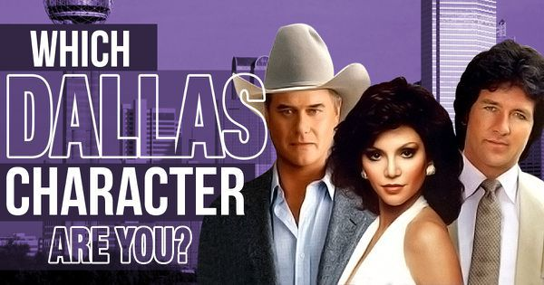 "Which ""Dallas"" Character Are You?"