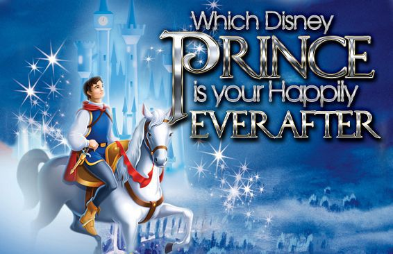 Which Disney Prince Is Your Happily Ever After?