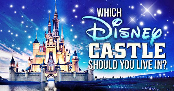 Which Disney Castle Should You Live In?
