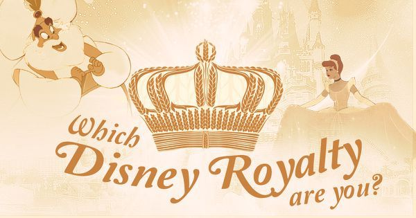 Which Disney Royalty Are You?