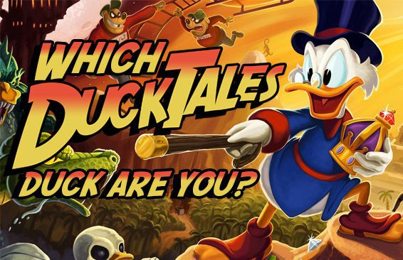 Which DuckTales Duck Are You?