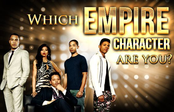 Which Empire Character Are You?