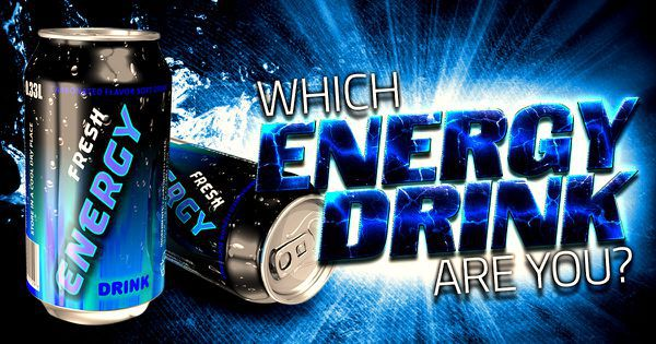 Which Energy Drink Are You?