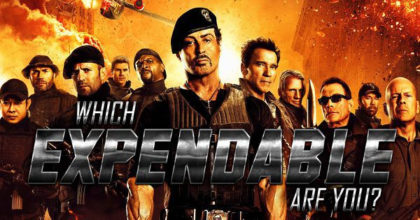 Which Expendable Are You?