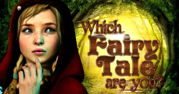 Which Fairy Tale Are You?