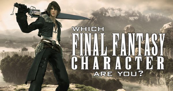 "Which ""Final Fantasy"" Character Are You?"