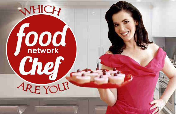 Which Food Network Chef Are You?