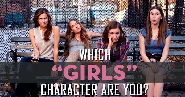 "Which ""Girls"" Character Are You?"