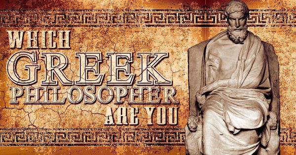 Which Greek Philosopher Are You?