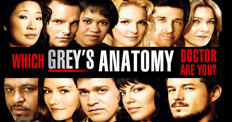 which greys anatomy doctor are you