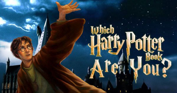 "Which ""Harry Potter"" Book Are You?"