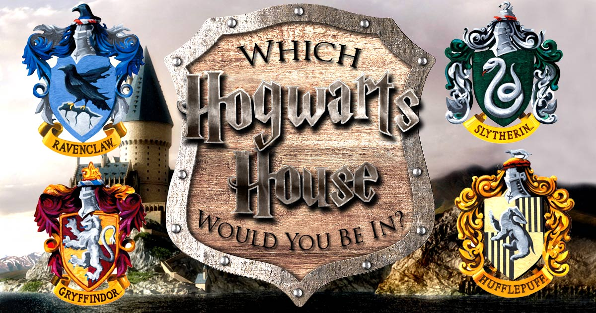 Which Hogwarts House Would You Be In Brainfall