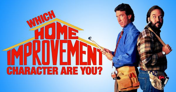 "Which ""Home Improvement"" Character Are You?"