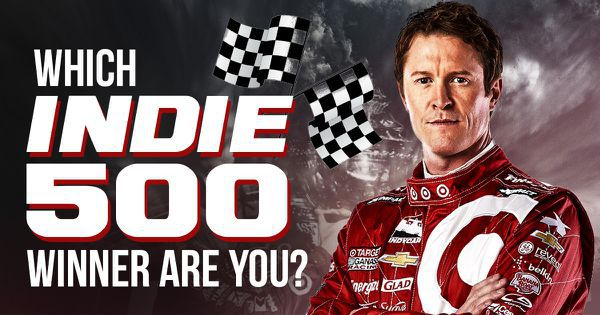 Which Indy 500 Winner Are You?