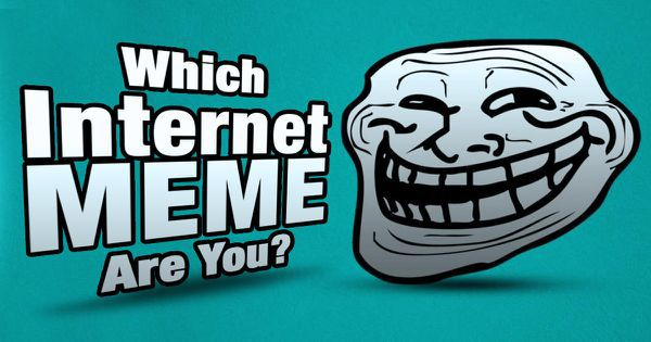 Which Internet Meme Are You?