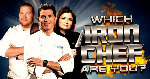 Which Iron Chef Are You?