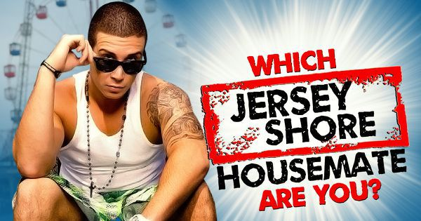 "Which ""Jersey Shore"" Cast Member Are You?"