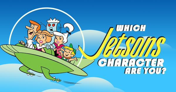 "Which ""Jetsons"" Character Are You?"