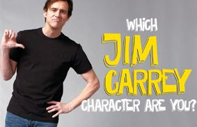 Which Jim Carrey Character Are You?