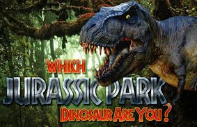Which Jurassic Park Dinosaur Are You?