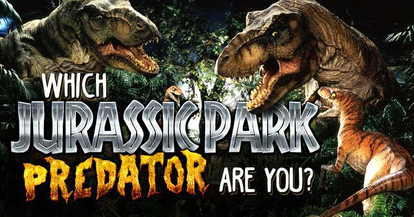 "Which ""Jurassic World"" Predator Are You?"