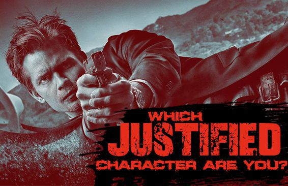 "Which ""Justified"" Character Are You?"