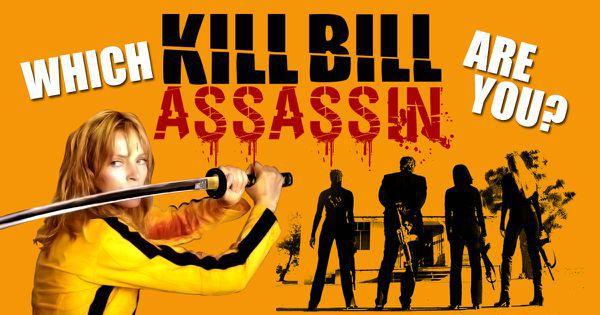 """Which """"Kill Bill"""" Assassin Are You?"""