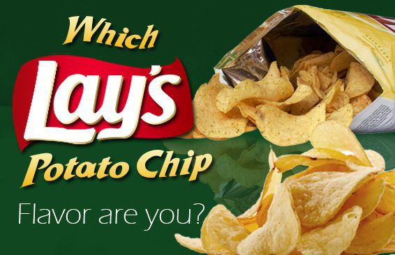 Which Lay's Potato Chip Flavor Are You?