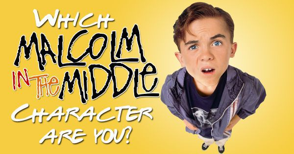 "Which ""Malcolm in the Middle"" Character Are You?"