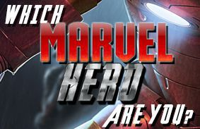 Which marvel hero are you