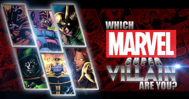 Which Marvel Supervillain Are You?