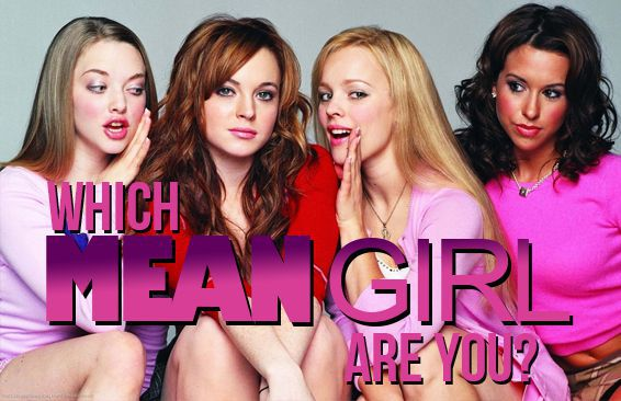 Which Mean Girl Are You?
