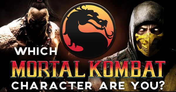 "Which ""Mortal Kombat"" Character Are You?"