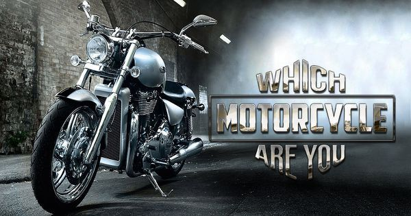 Which Motorcycle Are You?