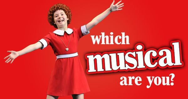 Which Musical Are You?