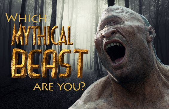 Which Mythical Beast Are You?