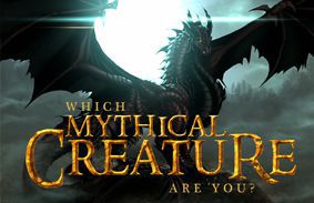 which mythical creature are you