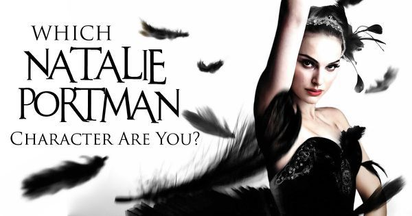 Which Natalie Portman Character Are You?