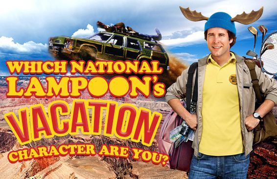 Which National Lampoon's Vacation Character Are You?