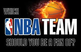 which nba team should you be a fan of