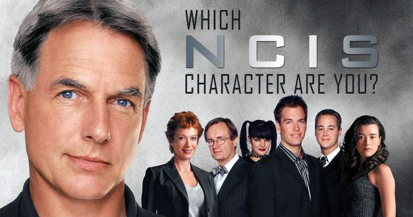 "Which ""NCIS"" Character Are You?"